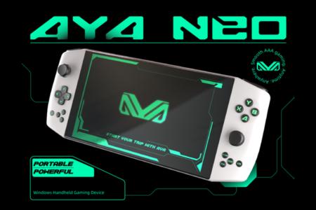 Портативная консоль Aya Neo собрала почти $1,5 миллиона на Indiegogo