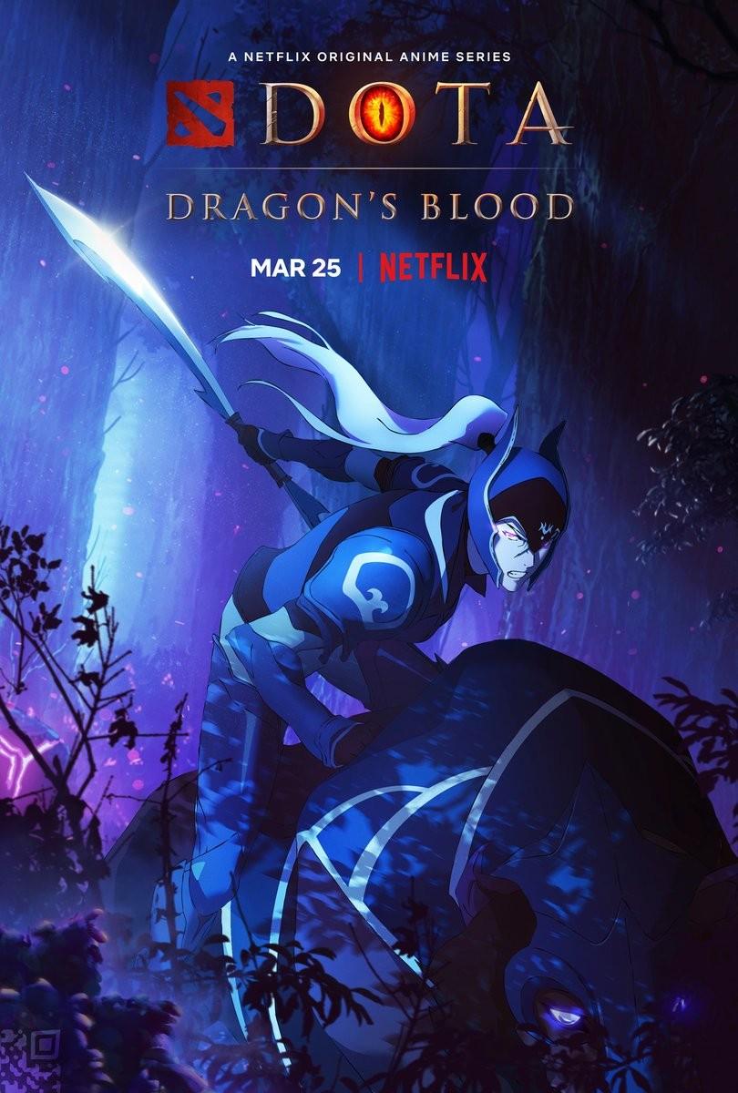 DOTA: Кровь дракона - смотреть сериал онлайн
