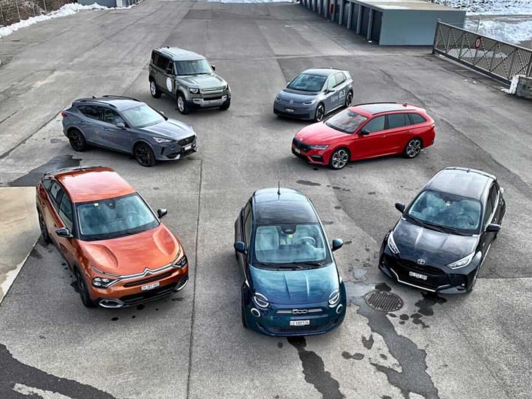 European Car Of The Year 2021: Европейским автомобилем года стал Toyota Yaris (в список финалистов также вошел электромобиль Volkswagen ID.3)
