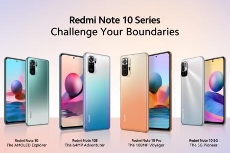Xiaomi анонсировала бюджетную серию Redmi Note 10 — в том числе Redmi Note 10 Pro с «игровым» процессором, экраном 120 Гц и камерой 108 Мп за 7699 гривен