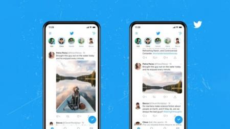 Twitter начал тестировать полноразмерные изображения в ленте на iOS и Android