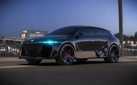 Калифорнийский стартап представил электрокроссовер Humble One с запасом хода 800 км, зарядкой от солнечных панелей и ценником $109 тыс.