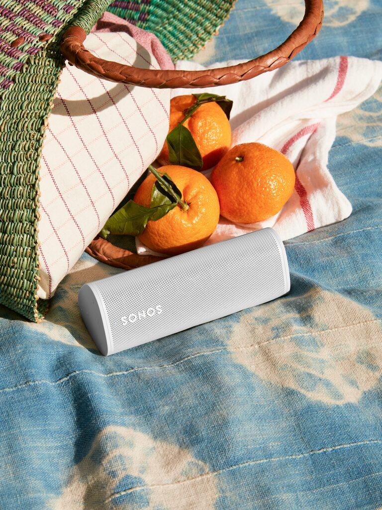 Sonos представила портативную колонку Roam