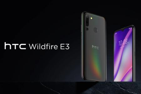 Wildfire E3 — флагманский смартфон бюджетной линейки от HTC