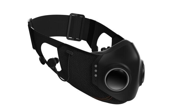 Razer напряглась. Will.i.am в партнерстве с дизайнером скафандров SpaceX выпустил умную защитную маску XUPERMASK