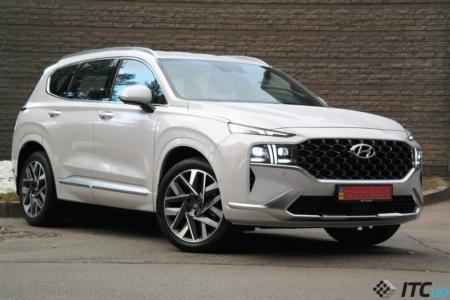 Тест-драйв Hyundai Santa Fe: больше – значит лучше?