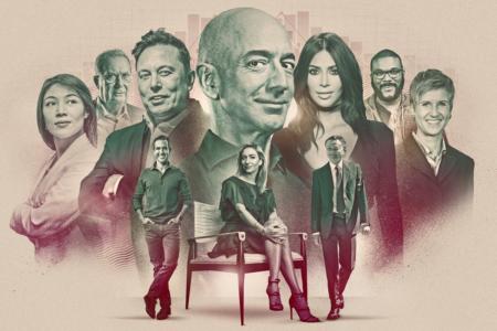 Forbes опубликовал ежегодный рейтинг самых богатых бизнесменов — взлет Илона Маска на 29 позиций и рост суммарного состояния до 13,1 триллиона долларов