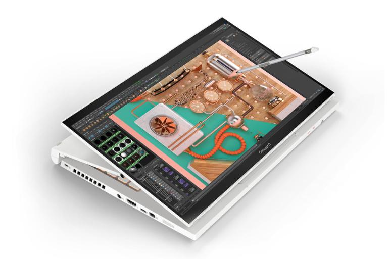 Acer обновила ноутбуки ConceptD процессорами Intel Core 11-го поколения