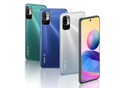 В Україні стартують продажі Redmi Note 10 5G за ціною від 5800 грн