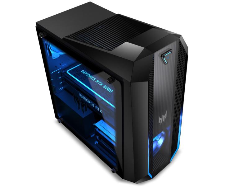 Acer анонсировала игровые компьютеры Predator Orion 3000 и Nitro 50 с новыми CPU и GPU