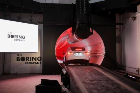 Bloomberg: Boring Company Илона Маска намерена заняться прокладкой расширенных тоннелей для грузовых перевозок