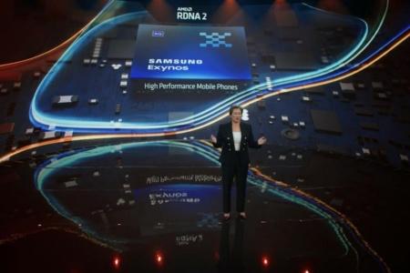 AMD и Samsung тизерят мобильный процессор Exynos со встроенной графикой Radeon RDNA 2 — с поддержкой рейтрейсинга и Variable Rate Shading (VRS)
