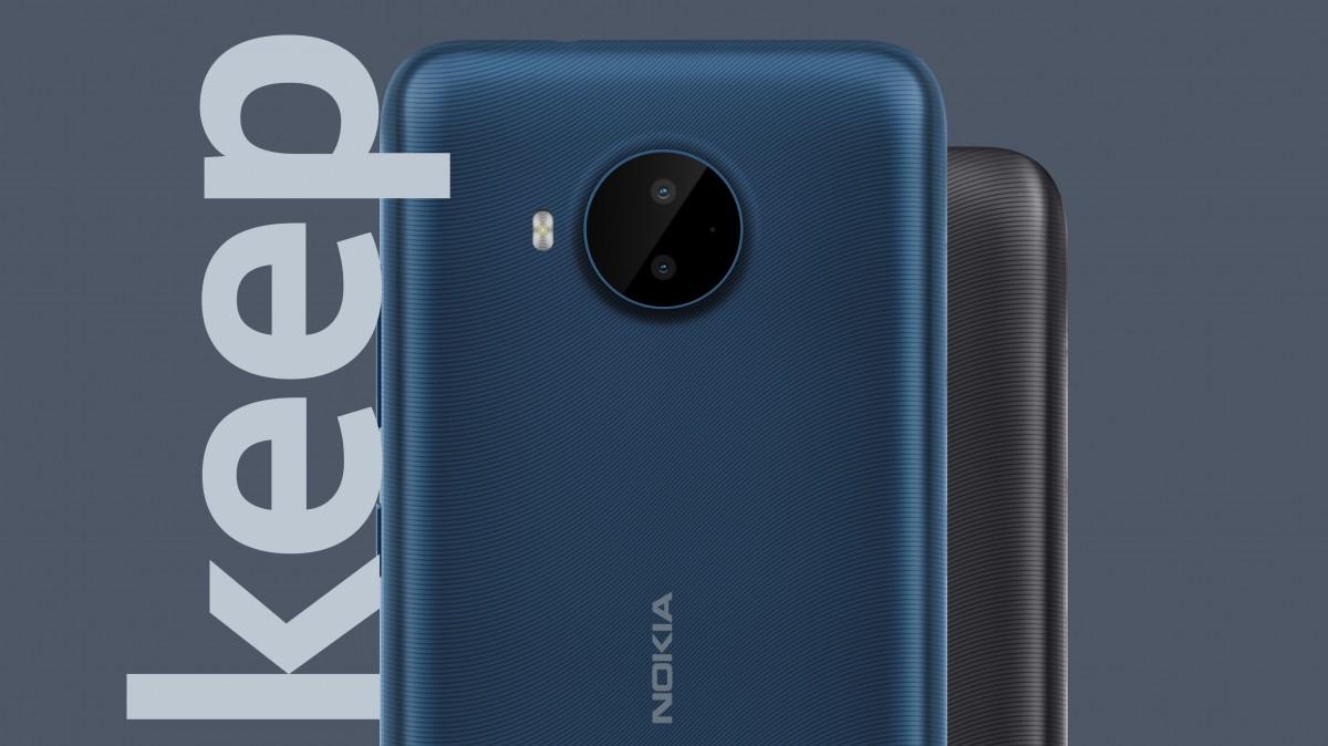 Бюджетник Nokia C20 Plus — 6,5-дюймовый экран, батарея на 4950 мА·ч и Android 11 Go за €90