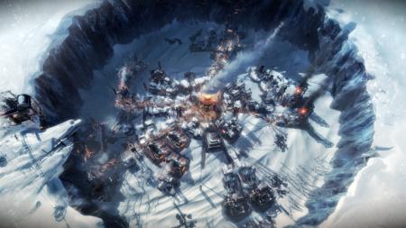 В Epic Games Store бесплатно раздают игру Frostpunk, а в Steam – Warhammer Underworlds: Online