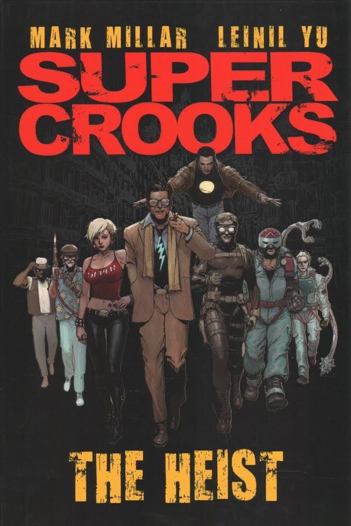 """Netflix закрыл сериал """"Jupiter's Legacy"""", но снимет новое шоу по другому комиксу Марка Миллара """"Super Crooks"""""""