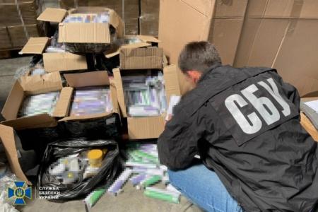 СБУ перехопила контрабанду майже 5 тис. одиниць техніки Apple вартістю понад 30 млн грн