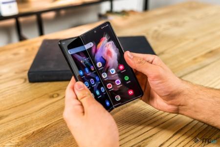 Опыт использования Galaxy Z Fold3