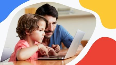 Google представив в Україні новий сайт Google Families з порадами для батьків щодо використання інтернету та технологій