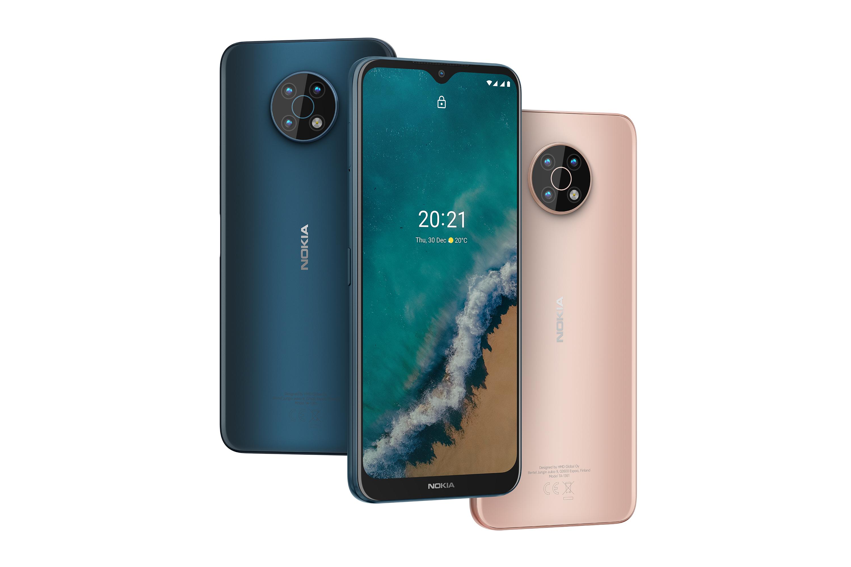 Представлен Nokia G50 за 270 евро — самый доступный смартфон бренда с поддержкой 5G