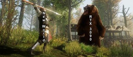 Релизная версия игры New World снова выводит из строя видеокарты и изобилует другими проблемами