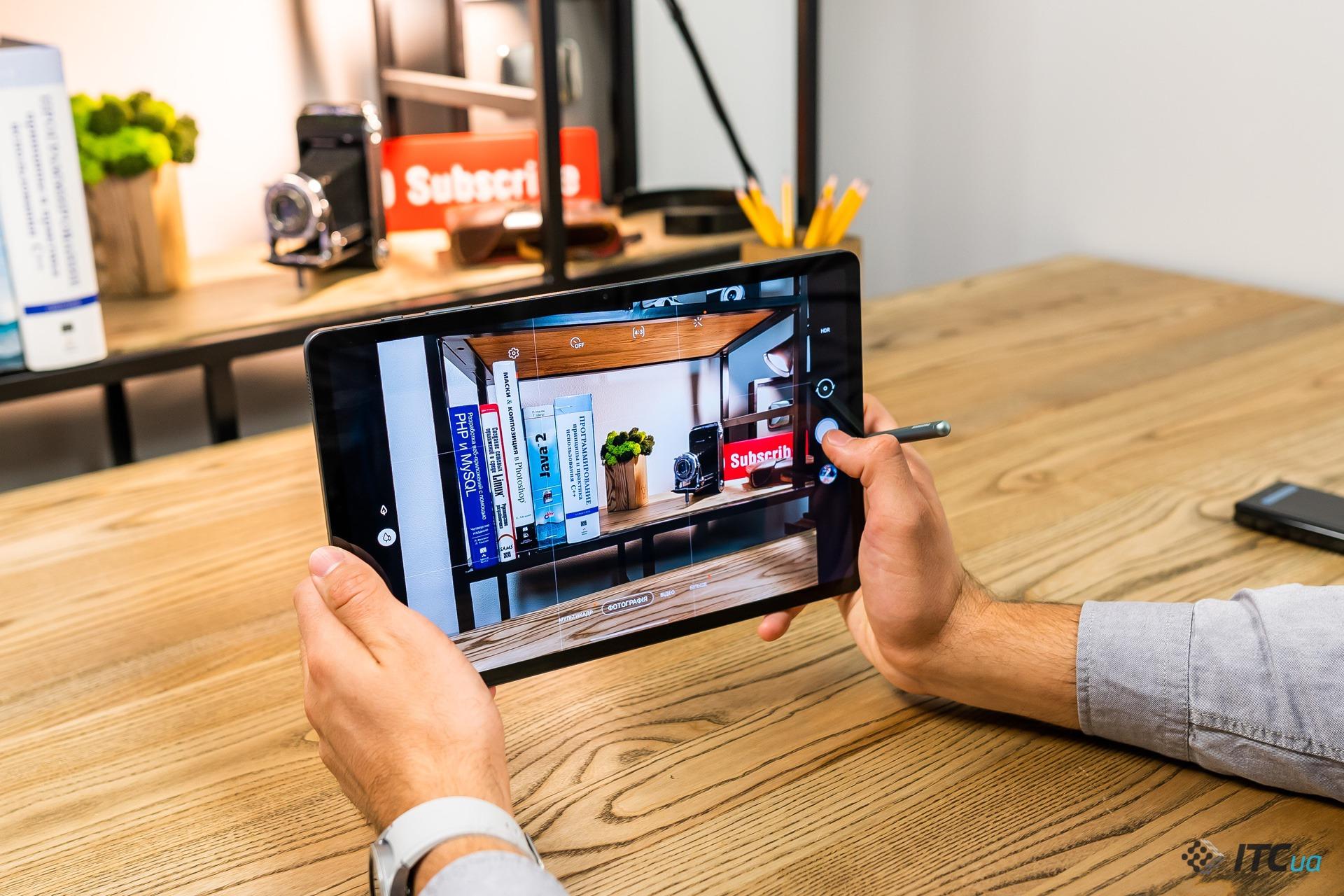 Обзор Galaxy Tab S7 FE – большой планшет от Samsung