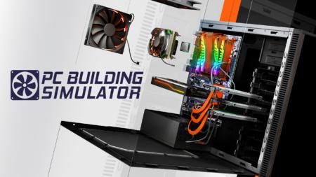 В Epic Games Store бесплатно раздают игру PC Building Simulator