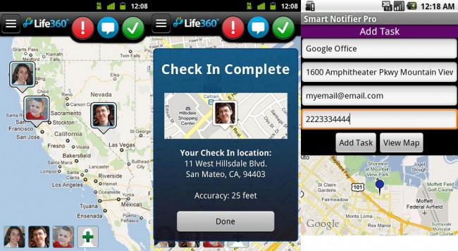 GPS Tracking, Family Locator, GPS Tracker