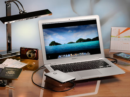 How to access files on failed MacBook Air Inside my