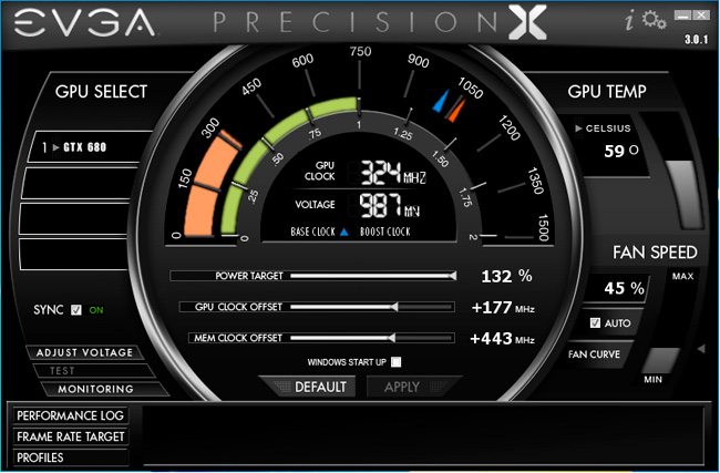 Обзор NVIDIA GeForce GTX 680