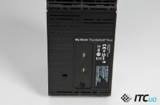 WD My Book Thunderbolt Duo 2